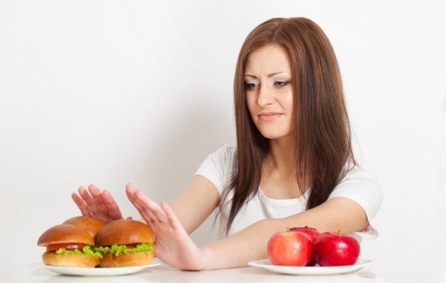 отказ от вредной пищи после операции на суставах