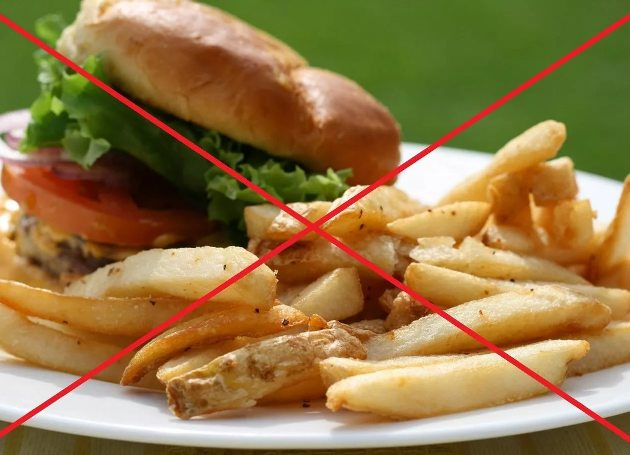 диета для суставов - что нужно исключить