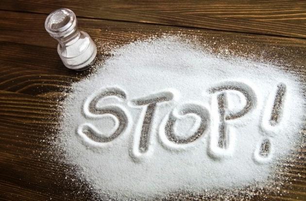 диета для суставов подразумевает ограничение соли