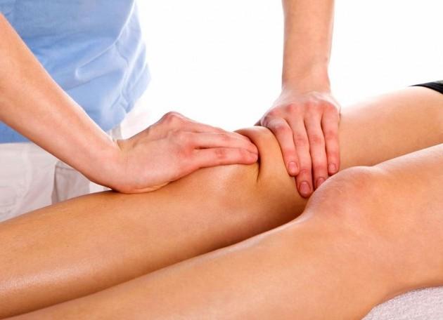 массаж коленного сустава при гонартрозе