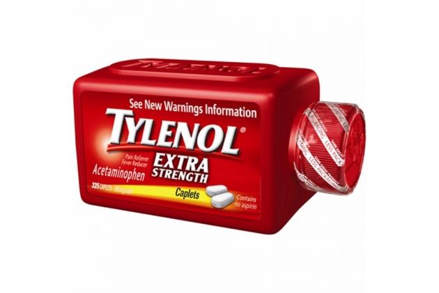 таблетки для суставов Тайленол