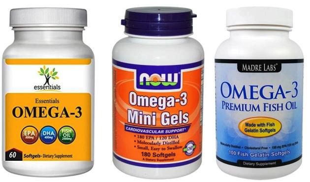 таблетки для суставов Омега-3