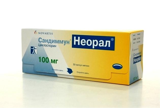 таблетки для суставов Неорал