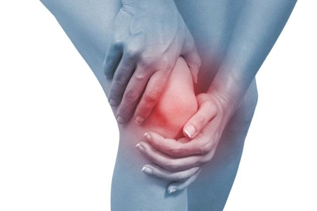 боли в суставах - симптом хондрокальциноза
