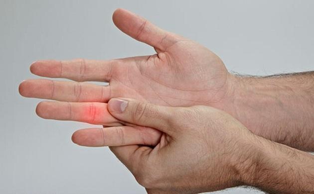 Разработка пальца после перелома