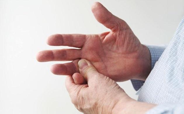 Типы растяжения пальца руки