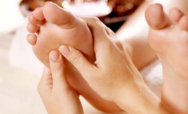 массаж при артрите голеностопа