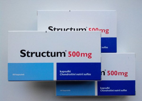 структум - аналог хондроксида