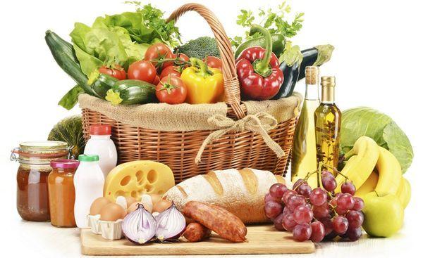разрешенные продукты при диете от подагры