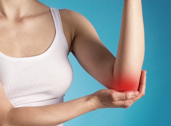 боль при локтевом артрите