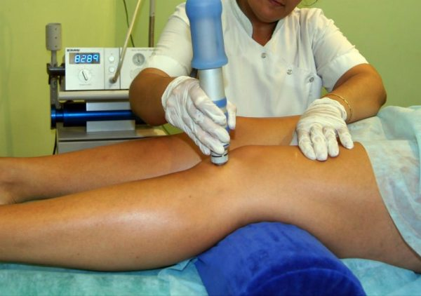 физиотерапия при препателлярном бурсите