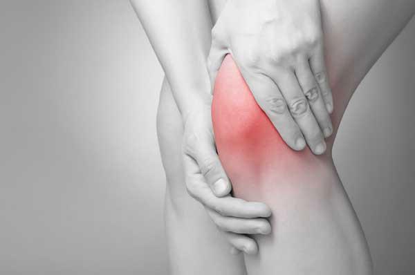 растяжение в коленном суставе