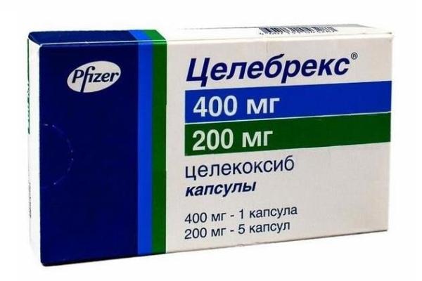 целебрекс - препарат при артрите