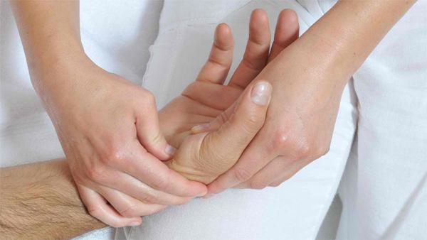 массаж при артрите лучезапястного сустава