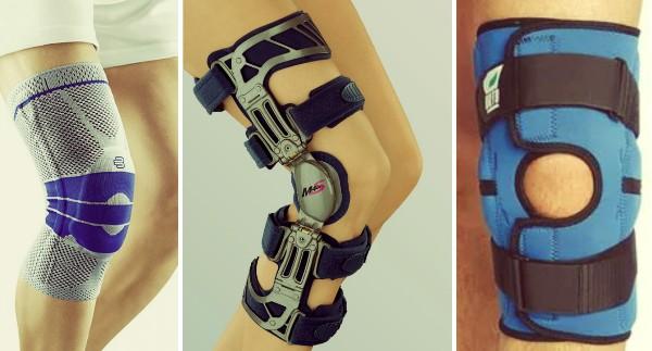 виды наколенников при артрозе коленного сустава