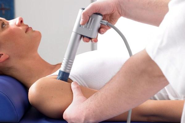 физиотерапия при плечевом бурсите