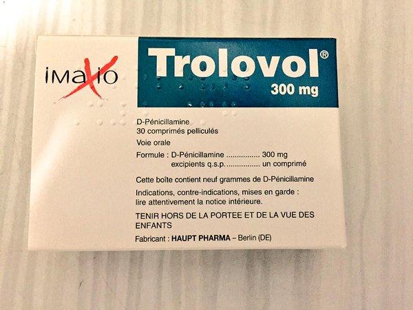 Троловол - препарат от ревматоидного артрита